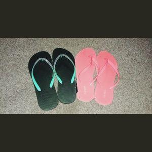 Flip flop bundle